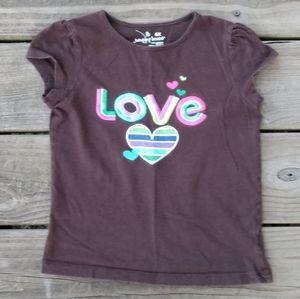 2/$12 Size 6X Jumping Beans T-shirt